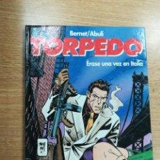 Cómics: TORPEDO #7 ERASE UNA VEZ EN ITALIA. Lote 105674671