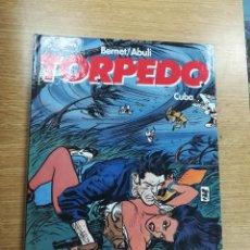 Cómics: TORPEDO #13 CUBA. Lote 105674775