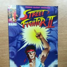 Cómics: STREET FIGHTER II #1. Lote 105973531