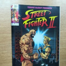 Cómics: STREET FIGHTER II #4. Lote 105973619