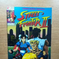 Cómics: STREET FIGHTER II #5. Lote 105973651