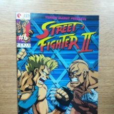 Cómics: STREET FIGHTER II #6. Lote 105973711