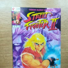 Cómics: STREET FIGHTER II #7. Lote 105973735