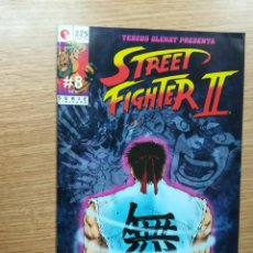 Cómics: STREET FIGHTER II #8. Lote 105974527