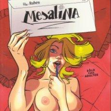 Cómics: MESALINA . Lote 106977215