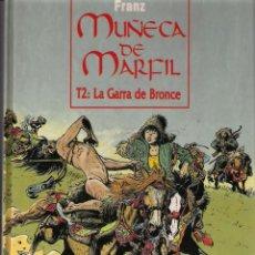 Cómics: EDITORIAL GLENAT . MUÑECA DE MARFIL . Nº 2 . LA GARRA DE BRONCE. Lote 107109679