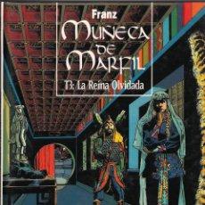 Cómics: EDITORIAL GLENAT . MUÑECA DE MARFIL . Nº 3 . LA REINA OLVIDADA . Lote 107109775