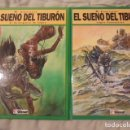 Cómics: EL SUEÑO DEL TIBURON 1 Y 2 - SCHULTHEISS - 1994 - STOCK DE LIBRERIA SIN USAR - IMPECABLES. Lote 107546507