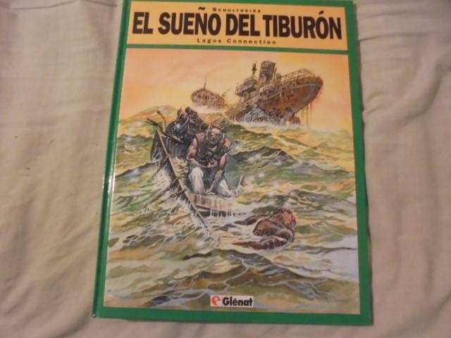 Cómics: EL SUEÑO DEL TIBURON 1 Y 2 - SCHULTHEISS - 1994 - STOCK DE LIBRERIA SIN USAR - IMPECABLES - Foto 3 - 107546507