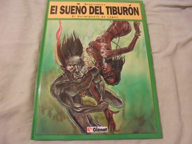 Cómics: EL SUEÑO DEL TIBURON 1 Y 2 - SCHULTHEISS - 1994 - STOCK DE LIBRERIA SIN USAR - IMPECABLES - Foto 5 - 107546507
