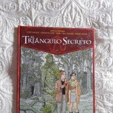 Cómics: EL TRIANGULO SECRETO - TOMO II. Lote 107595615