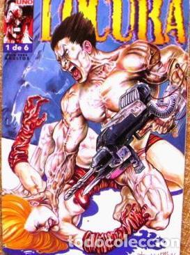 Cómics: Lote de 3 Comics de Locura, Tebeos Glenat, 1996 - Foto 3 - 107603111