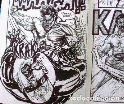 Cómics: Lote de 3 Comics de Locura, Tebeos Glenat, 1996 - Foto 4 - 107603111