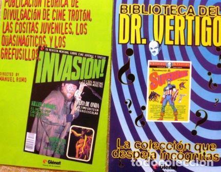 Cómics: Lote de 3 Comics de Locura, Tebeos Glenat, 1996 - Foto 6 - 107603111