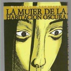 Cómics: LA MUJER DE LA HABITACIÓN OSCURA, 2005, GLÉNAT, IMPECABLE. Lote 107927483