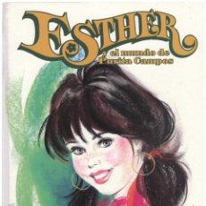 Cómics: ESTHER Y EL MUNDO DE PURITA CAMPOS. GLENAT. TAPA DURA. 80 PAGINAS. Lote 184239268