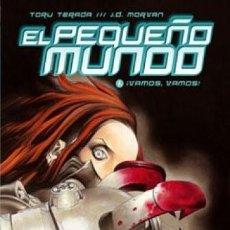 Cómics: EL PEQUEÑO MUNDO. GLENAT. 84 PAGINAS. RUSTICA.. Lote 108998027