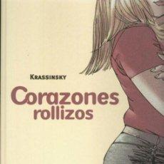 Cómics: CORAZONES ROLLIZOS 1 Y 2 . Lote 109337803