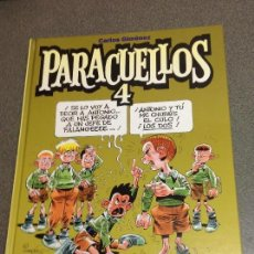 Cómics: CARLOS GIMÉNEZ. PARACUELLOS 4. TAPA DURA. Lote 109505995