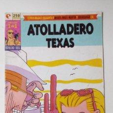 Cómics: ATOLLADERO TEXAS 2 GLENAT C15A. Lote 206900553