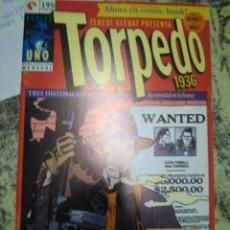Cómics: TORPEDO 1936 EDITORIAL GLENAT COLECCION COMPLETA 1 A 30 NÚMEROS. Lote 110795211