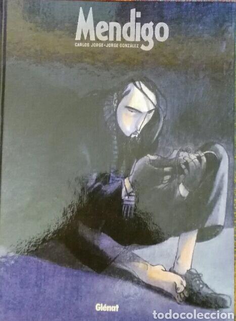 MÉNDIGO DE CARLOS JORGE Y JORGE GONZÁLEZ GLÉNAT (Tebeos y Comics - Glénat - Autores Españoles)