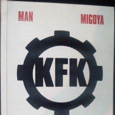 Cómics: KFK : KUNG FU KIYO DE MAN & MIGOYA DE GLÉNAT. Lote 111869063