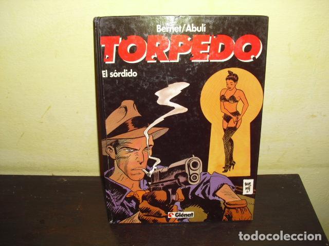TORPEDO - 1995 - (Tebeos y Comics - Glénat - Autores Españoles)