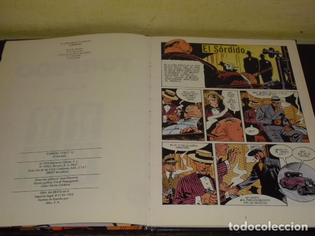 Cómics: TORPEDO - 1995 - - Foto 2 - 112559431