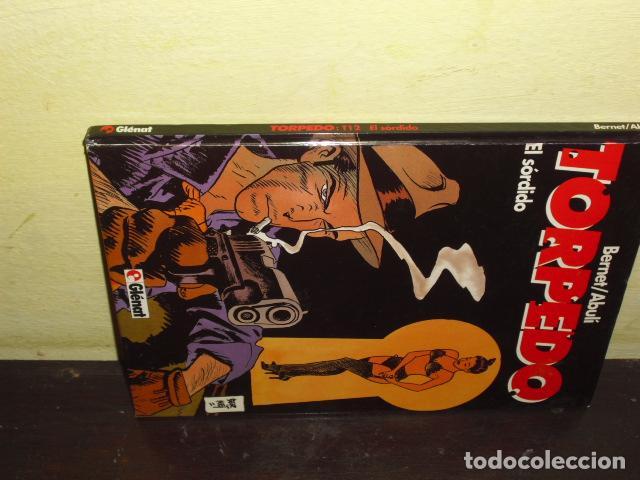 Cómics: TORPEDO - 1995 - - Foto 7 - 112559431