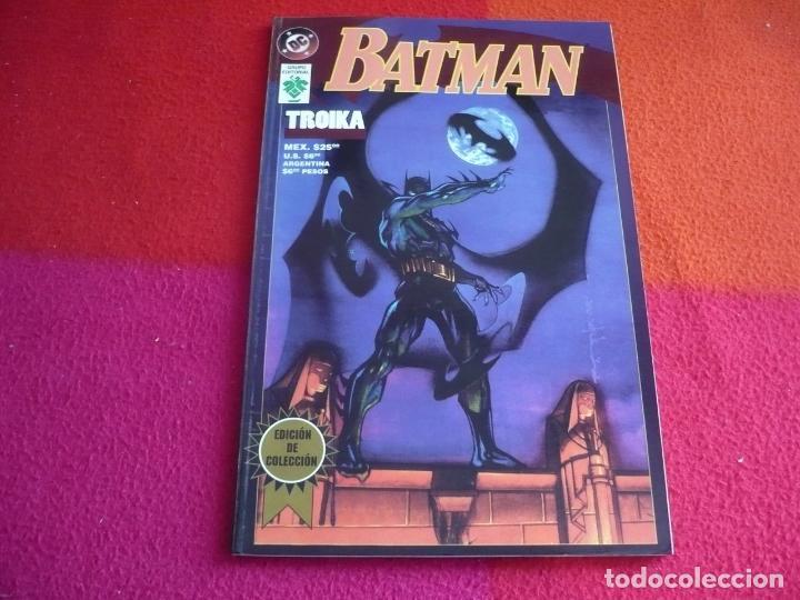 BATMAN TROIKA ( DOUG MOENCH KELLY JONES ) ¡MUY BUEN ESTADO! DC VID (Tebeos y Comics - Glénat - Comic USA)