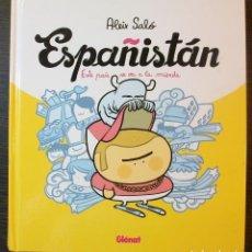 Cómics: ESPAÑISTAN. ESTE PAIS SE VA A LA MIERDA. ALEIX SALA. 2011. Lote 113478231