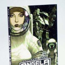 Cómics: ANGELA DELLA MORTE (SALVADOR SANZ) EDT, 2012. OFRT ANTES 11,95E. Lote 218150628