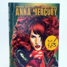Cómics: ANNA MERCURY (WARREN ELLIS / FACUNDO PERCIO) EDT, 2010. OFRT ANTES 15E. Lote 205238103