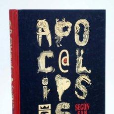 Cómics: APOCALIPSIS SEGÚN SAN JUAN LLUÍSOT, ADANTI, SOLÍS… (VVAA) EDT, 2012. OFRT ANTES 12,95E. Lote 218150690