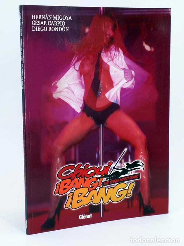 POPCORN. CHIQUI ¡BANG! ¡BANG! (MIGOYA / CARPIO / RONDÓN) GLENAT, 2010. OFRT ANTES 19,95E (Tebeos y Comics - Glénat - Autores Españoles)