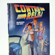 Fumetti: CONTRA RELOJ (ALEJO VALDEARENA / PIER BRITO) GLENAT, 2011. OFRT ANTES 13,95E. Lote 160160740