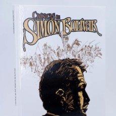 Cómics: CRÓNICAS DE SIMON BOLIVAR (ESTEBAN MAROTO) EDT, 2012. OFRT ANTES 19,95E. Lote 283003853