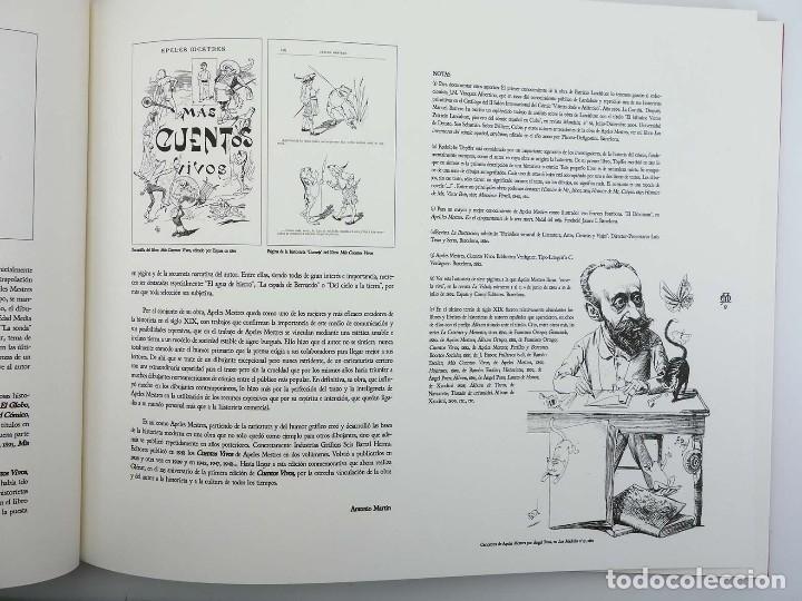Cómics: CUENTOS VIVOS (Apeles Mestres) Glenat, 2007. OFRT antes 40E - Foto 4 - 113829908