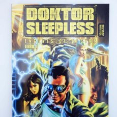 Cómics: DOKTOR SLEEPLESS ENGINES OF DESIRE (WARREN ELLIS / IVÁN RODRÍGUEZ) GLENAT, 2009. OFRT ANTES 15E. Lote 113830062