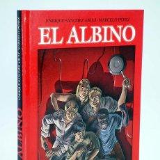 Cómics: EL ALBINO (ENRIQUE SÁNCHEZ ABULÍ / MARCELO PÉREZ) EDT, 2012. OFRT ANTES 15E. Lote 211433946