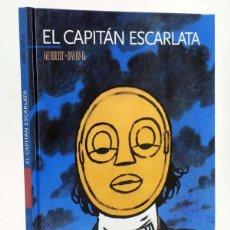 Cómics: EL CAPITÁN ESCARLATA (GUIBERT / DAVID B) GLENAT, 2005. OFRT ANTES 15E. Lote 187391260