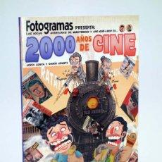 Cómics: FOTOGRAMAS: 2000 AÑOS DE CINE (DARÍO ADANTI / JORDI COSTA) GLENAT, 2010. OFRT ANTES 9,95E. Lote 115132178