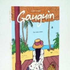 Cómics: GAUGUIN, DOS VIAJES A TAHITÍ (KI AN / LAURENCE CROIX) GLENAT, 2011. OFRT ANTES 17,95E. Lote 211434040