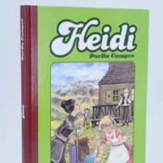 Cómics: HEIDI / OTRA VEZ HEIDI (PURITA CAMPOS) GLENAT, 2009. OFRT ANTES 14,95E. Lote 211449540