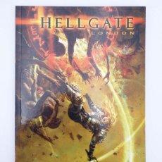 Cómics: HELLGATE LONDON (IAN EDINGTON / STEVE PUGH) GLENAT, 2008. OFRT ANTES 12E. Lote 113830310