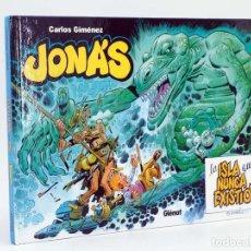 Cómics: JONÁS, LA ISLA QUE NUNCA EXISTIÓ (CARLOS GIMÉNEZ) GLENAT, 2003. OFRT ANTES 17,95E. Lote 175419877