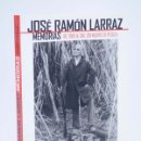Cómics: JOSÉ RAMÓN LARRAZ. MEMORIAS. DEL TEBEO AL CINE (JOSÉ GONZÁLEZ) EDT, 2012. OFRT ANTES 17,95E. Lote 160216042