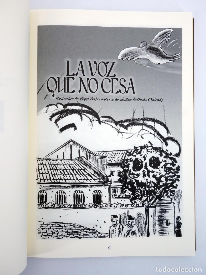 Cómics: LA VOZ QUE NO CESA. VIDA DE MIGUEL HERNÁNDEZ (Boldú / Pereira) EDT, 2013. OFRT antes 19,95E - Foto 3 - 113830398