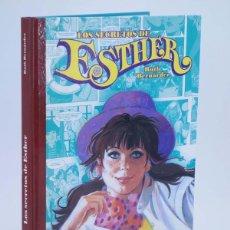 Cómics: LOS SECRETOS DE ESTHER DE PURITA CAMPOS (RUTH BERNÁRDEZ) EDT, 2012. OFRT ANTES 17,95E. Lote 220409920